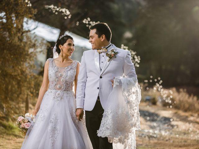 El matrimonio de Enzo y Karina en Andahuaylillas, Cusco 22