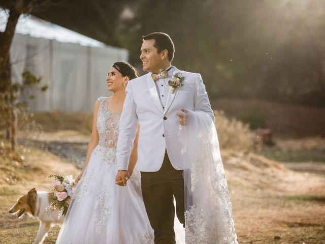 El matrimonio de Enzo y Karina en Andahuaylillas, Cusco 23