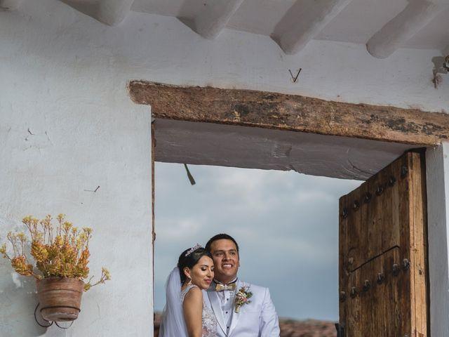 El matrimonio de Enzo y Karina en Andahuaylillas, Cusco 24