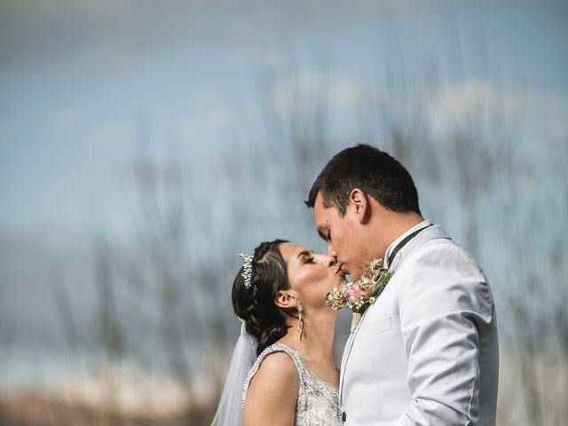 El matrimonio de Enzo y Karina en Andahuaylillas, Cusco 26