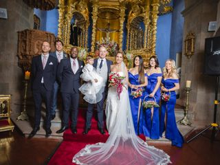 El matrimonio de Ynes y Jon 2