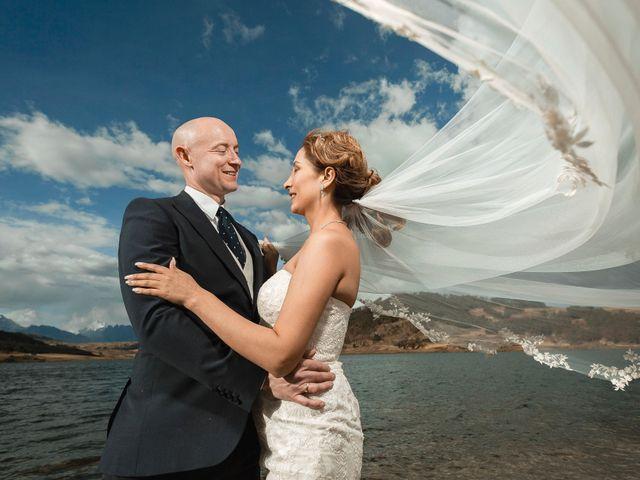 El matrimonio de Ynes y Jon