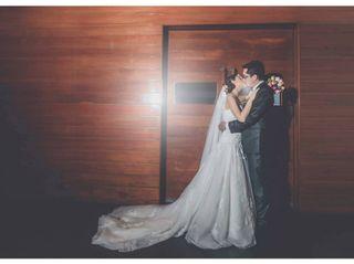 El matrimonio de Camila y Alvaro