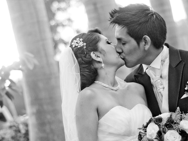 El matrimonio de Claudia y Caleb