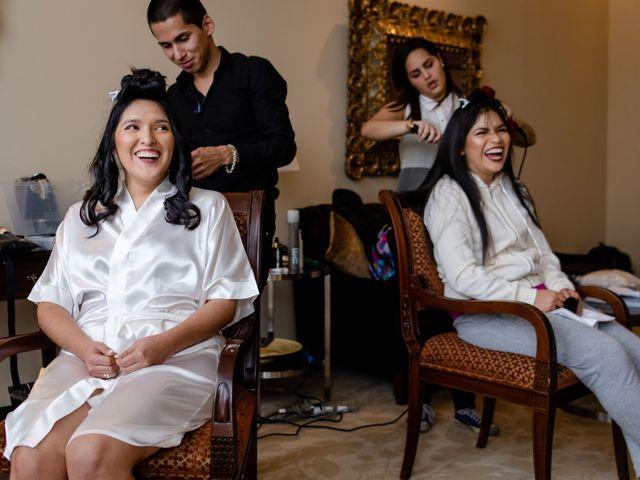 El matrimonio de Mario y Jhanny en Lurigancho-Chosica, Lima 5