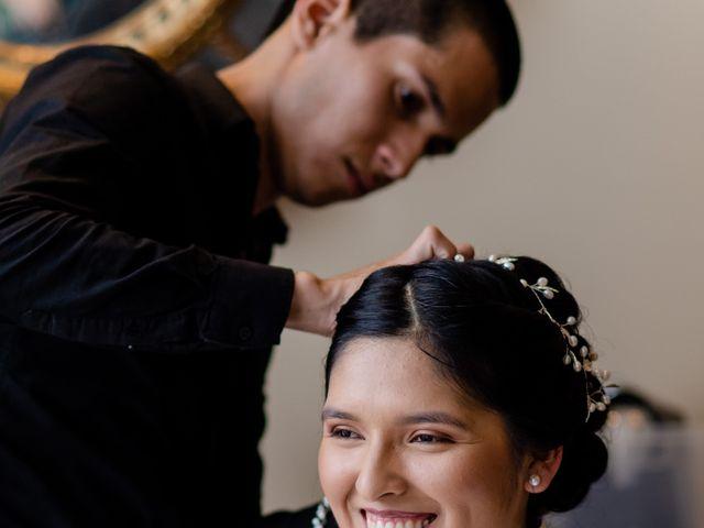 El matrimonio de Mario y Jhanny en Lurigancho-Chosica, Lima 8