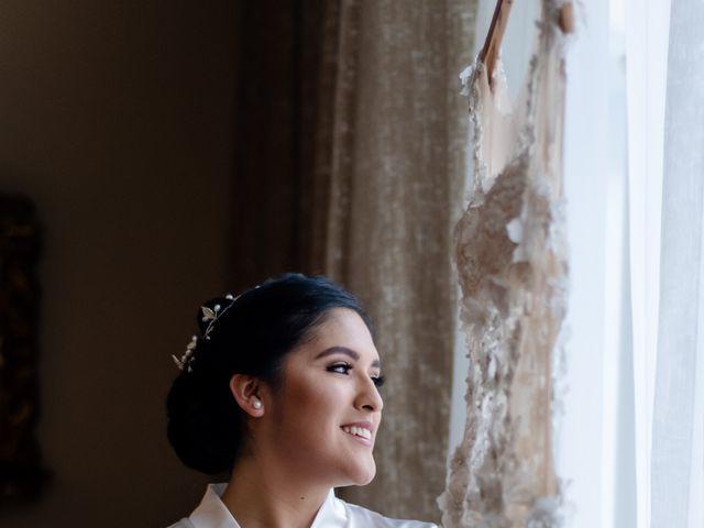 El matrimonio de Mario y Jhanny en Lurigancho-Chosica, Lima 13