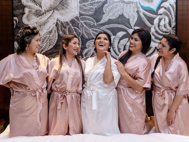 El matrimonio de Mario y Jhanny en Lurigancho-Chosica, Lima 18