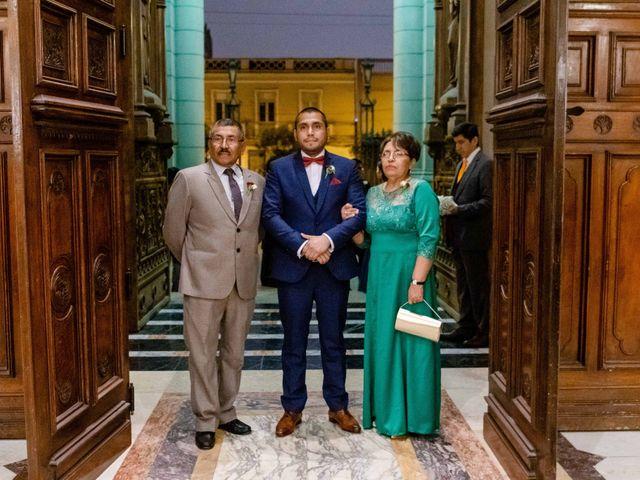 El matrimonio de Mario y Jhanny en Lurigancho-Chosica, Lima 22