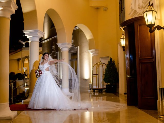 El matrimonio de Mario y Jhanny en Lurigancho-Chosica, Lima 26