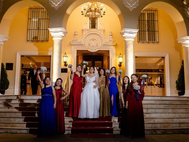 El matrimonio de Mario y Jhanny en Lurigancho-Chosica, Lima 33