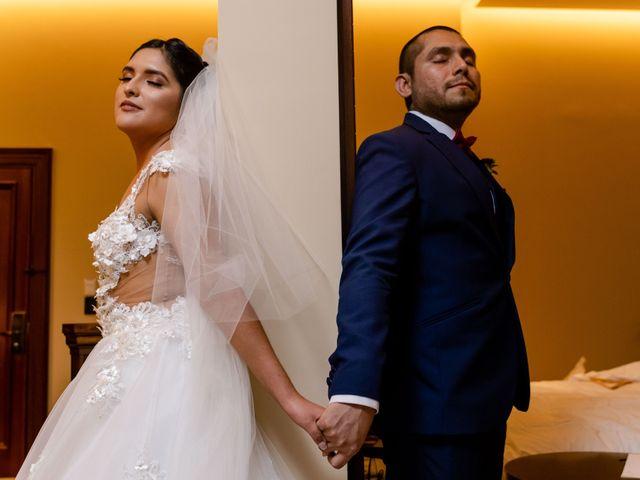 El matrimonio de Mario y Jhanny en Lurigancho-Chosica, Lima 34
