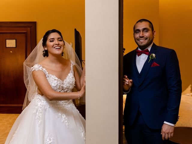 El matrimonio de Mario y Jhanny en Lurigancho-Chosica, Lima 35