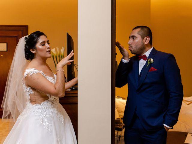 El matrimonio de Mario y Jhanny en Lurigancho-Chosica, Lima 36