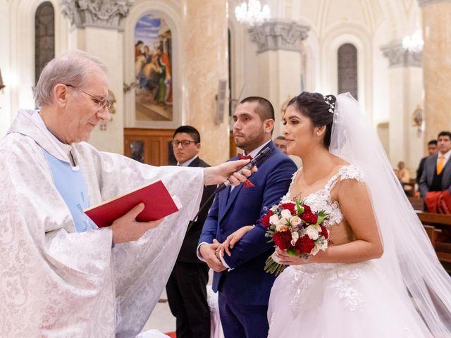 El matrimonio de Mario y Jhanny en Lurigancho-Chosica, Lima 37