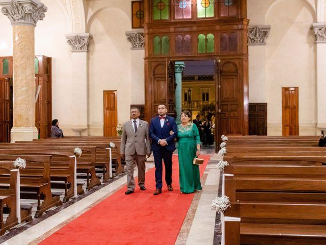 El matrimonio de Mario y Jhanny en Lurigancho-Chosica, Lima 38