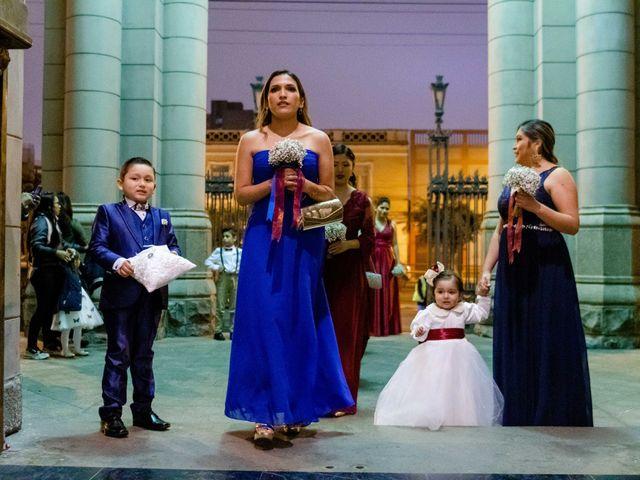 El matrimonio de Mario y Jhanny en Lurigancho-Chosica, Lima 40