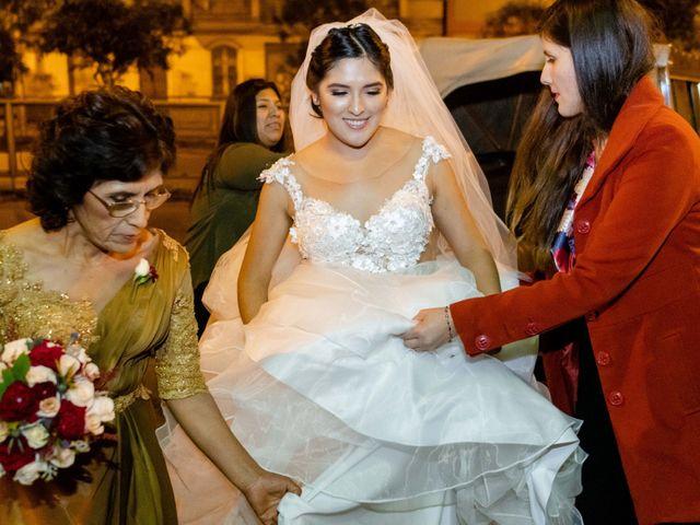 El matrimonio de Mario y Jhanny en Lurigancho-Chosica, Lima 42
