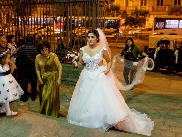 El matrimonio de Mario y Jhanny en Lurigancho-Chosica, Lima 43