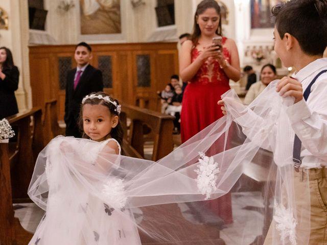 El matrimonio de Mario y Jhanny en Lurigancho-Chosica, Lima 46