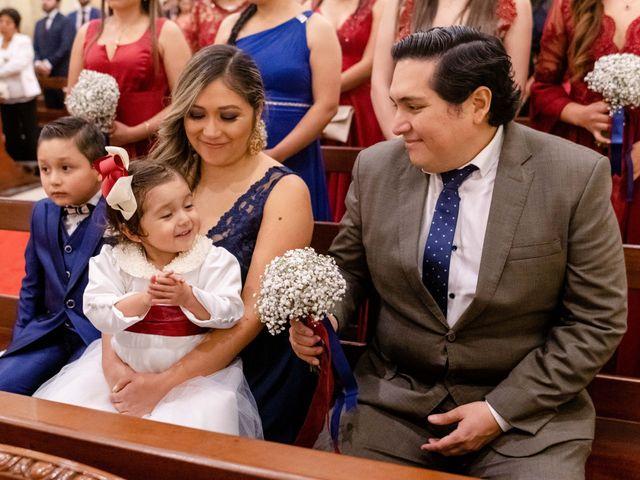 El matrimonio de Mario y Jhanny en Lurigancho-Chosica, Lima 49