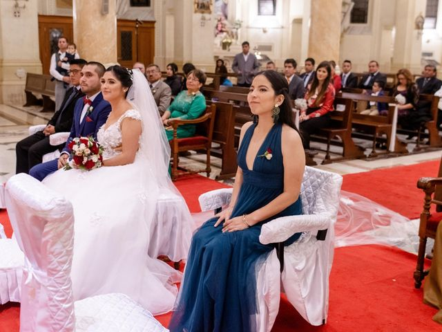 El matrimonio de Mario y Jhanny en Lurigancho-Chosica, Lima 51