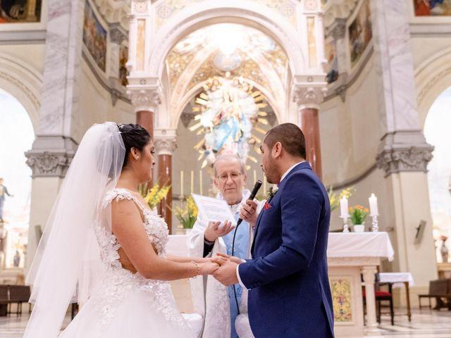 El matrimonio de Mario y Jhanny en Lurigancho-Chosica, Lima 54