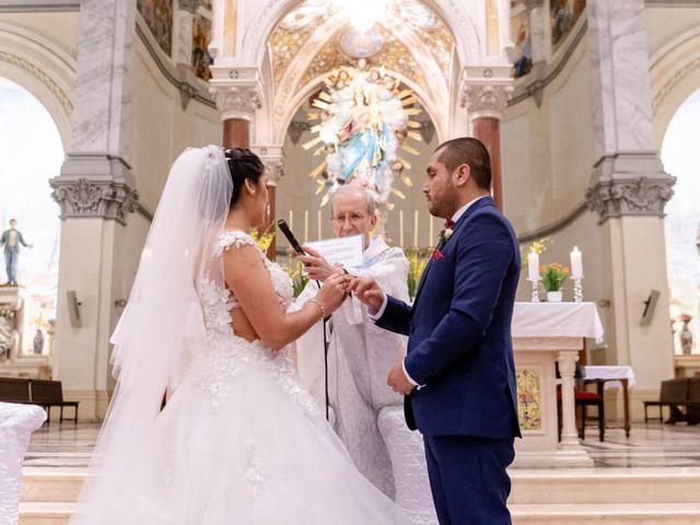 El matrimonio de Mario y Jhanny en Lurigancho-Chosica, Lima 55