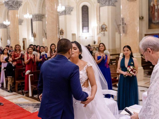 El matrimonio de Mario y Jhanny en Lurigancho-Chosica, Lima 57