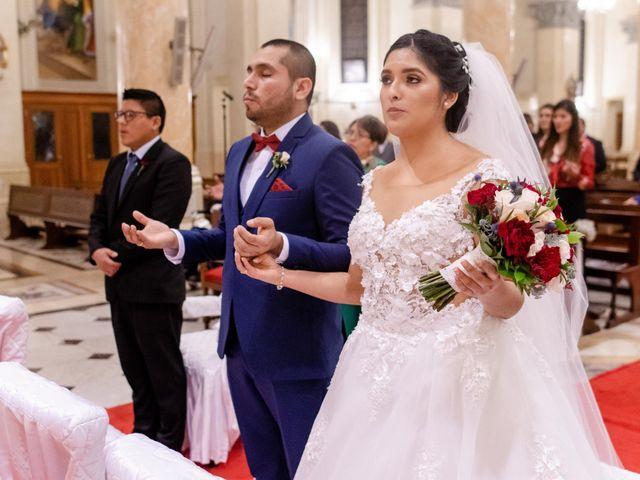 El matrimonio de Mario y Jhanny en Lurigancho-Chosica, Lima 59