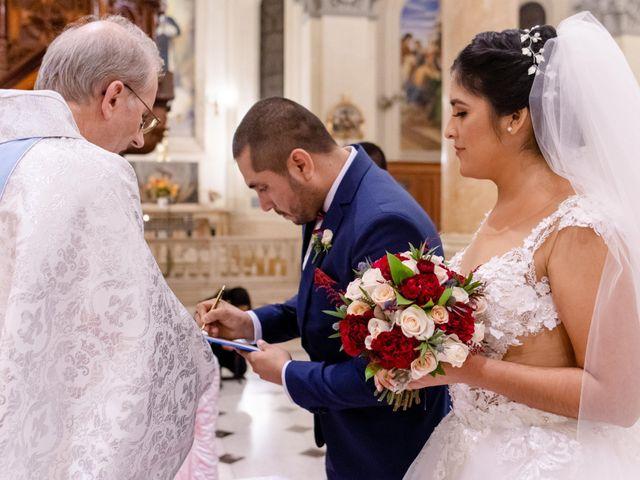 El matrimonio de Mario y Jhanny en Lurigancho-Chosica, Lima 62