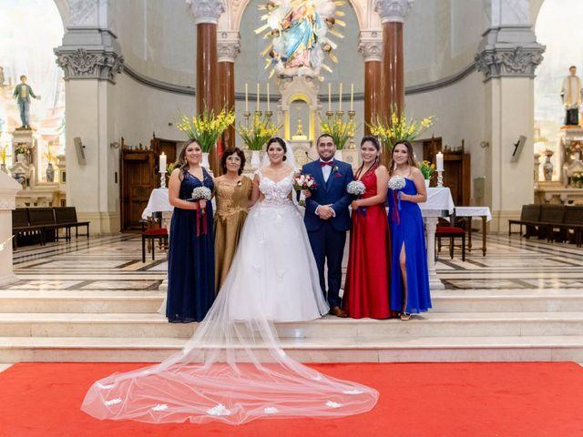 El matrimonio de Mario y Jhanny en Lurigancho-Chosica, Lima 64