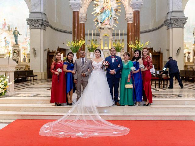 El matrimonio de Mario y Jhanny en Lurigancho-Chosica, Lima 65
