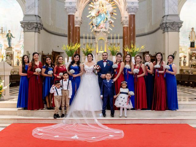 El matrimonio de Mario y Jhanny en Lurigancho-Chosica, Lima 66