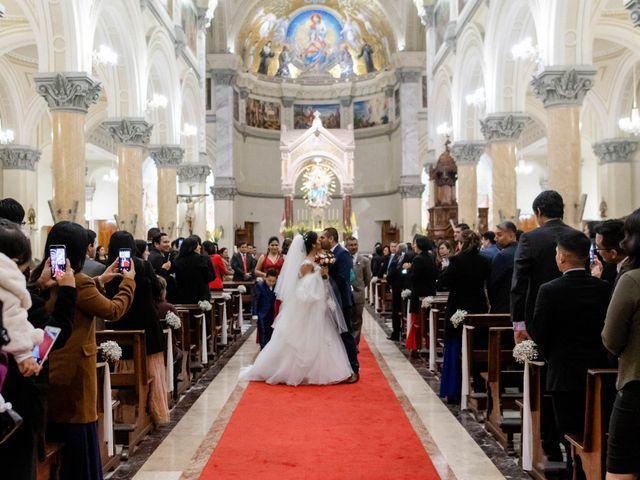 El matrimonio de Mario y Jhanny en Lurigancho-Chosica, Lima 70
