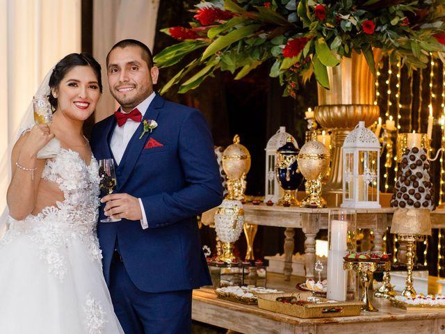 El matrimonio de Mario y Jhanny en Lurigancho-Chosica, Lima 72