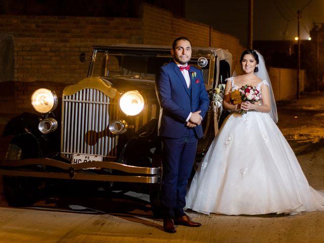 El matrimonio de Mario y Jhanny en Lurigancho-Chosica, Lima 78