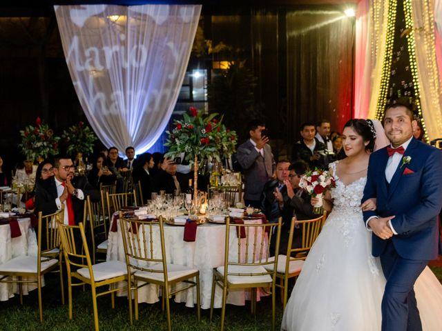 El matrimonio de Mario y Jhanny en Lurigancho-Chosica, Lima 80