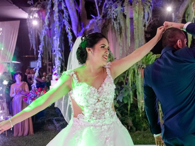El matrimonio de Mario y Jhanny en Lurigancho-Chosica, Lima 85