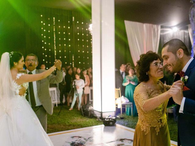 El matrimonio de Mario y Jhanny en Lurigancho-Chosica, Lima 89