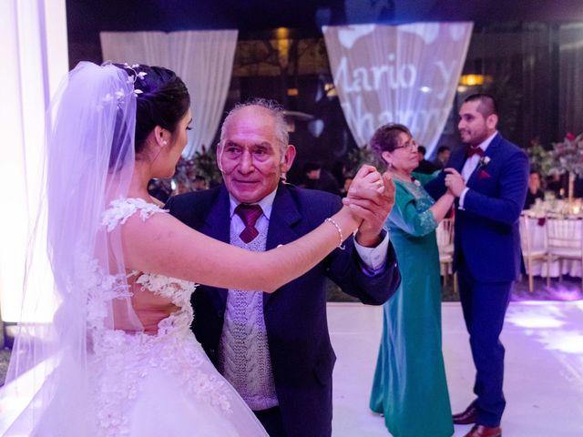 El matrimonio de Mario y Jhanny en Lurigancho-Chosica, Lima 91