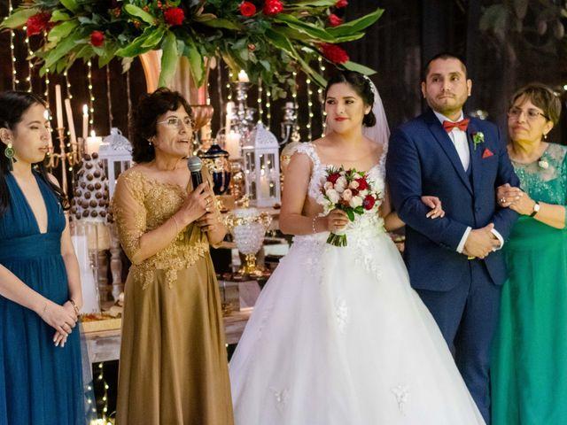 El matrimonio de Mario y Jhanny en Lurigancho-Chosica, Lima 92
