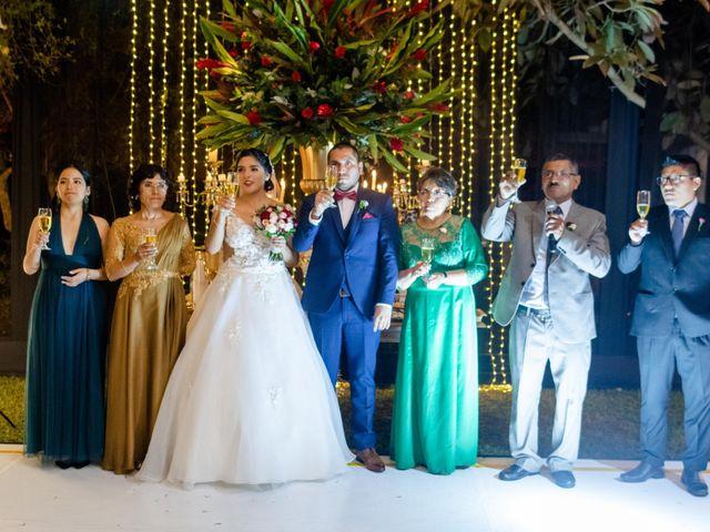 El matrimonio de Mario y Jhanny en Lurigancho-Chosica, Lima 94