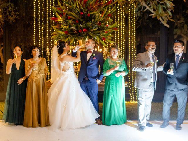 El matrimonio de Mario y Jhanny en Lurigancho-Chosica, Lima 95