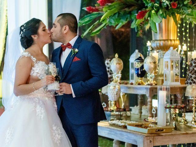 El matrimonio de Mario y Jhanny en Lurigancho-Chosica, Lima 98