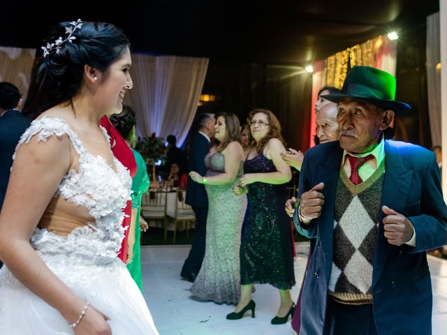 El matrimonio de Mario y Jhanny en Lurigancho-Chosica, Lima 100