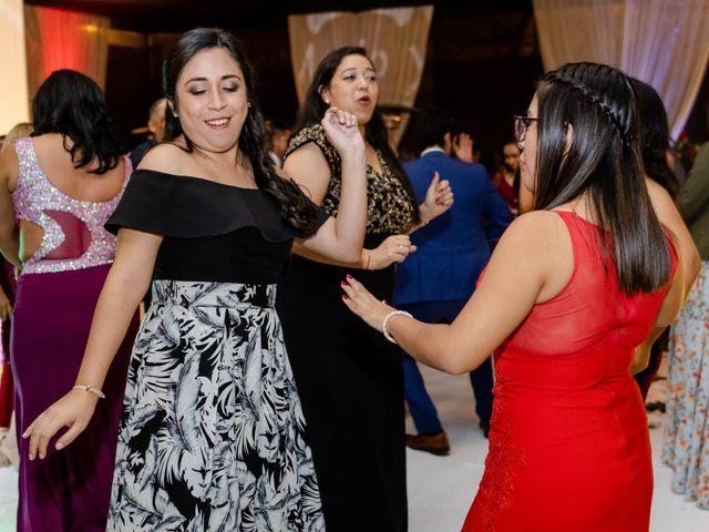 El matrimonio de Mario y Jhanny en Lurigancho-Chosica, Lima 101