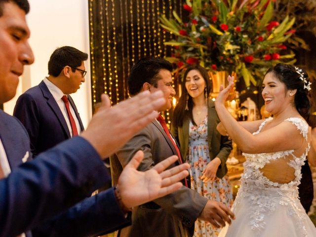 El matrimonio de Mario y Jhanny en Lurigancho-Chosica, Lima 104
