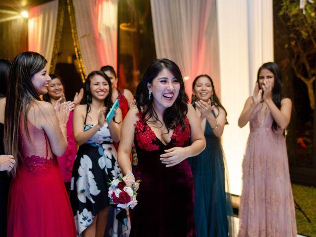 El matrimonio de Mario y Jhanny en Lurigancho-Chosica, Lima 107