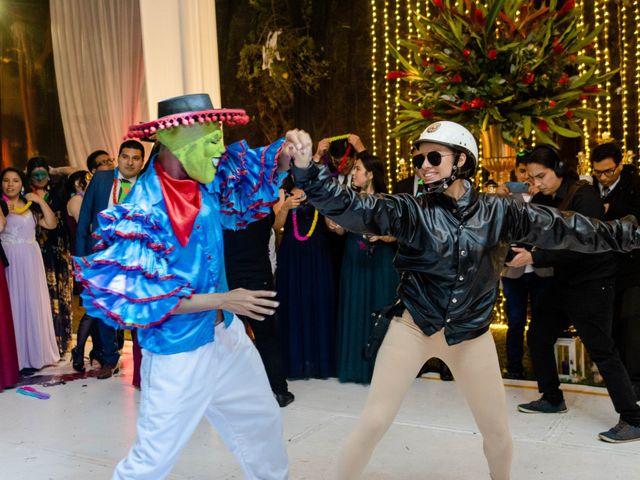 El matrimonio de Mario y Jhanny en Lurigancho-Chosica, Lima 112